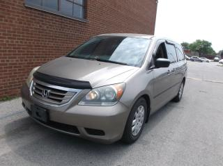 Used 2009 Honda Odyssey DX for sale in Oakville, ON