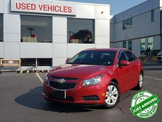 Used 2014 Chevrolet Cruze 1LT - Bluetooth -  Onstar for sale in Burlington, ON