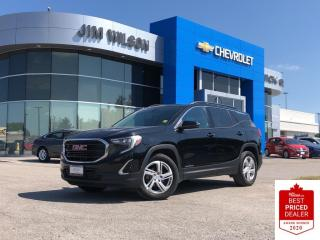Used 2018 GMC Terrain SLE AWD ROOF NAV POWER LIFTGATE HEATED SEATS OFF LEASE for sale in Orillia, ON