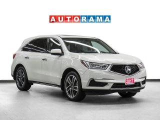 Used 2017 Acura MDX AWD Navigation Leather Sunroof Backup Cam for sale in Toronto, ON