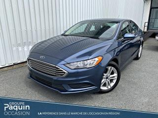Used 2018 Ford Fusion SE CERTIFIE for sale in Rouyn-Noranda, QC