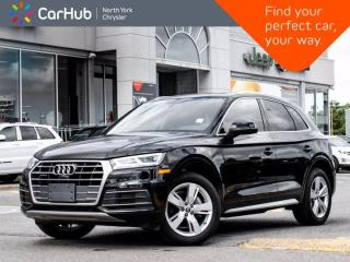 Used 2018 Audi Q5 Technik Quattro Panoramic Sunroof Bang Olufsen Sound Navigation  360 Camera for sale in Thornhill, ON