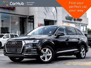 Used 2017 Audi Q7 Quattro 3.0T Komfort Panoramic Sunroof Navigation Backup Camera Power Folding Rear Seats for sale in Thornhill, ON