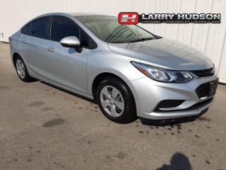 Used 2017 Chevrolet Cruze L Manual Sedan | Manual Transmission | One Owner | + Snow Tires & Wheels for sale in Listowel, ON