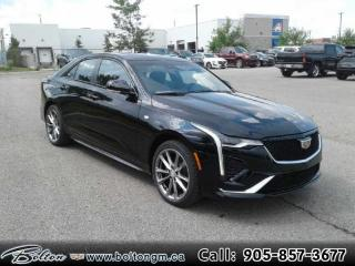 New 2020 Cadillac CTS Sport - $323 B/W for sale in Bolton, ON