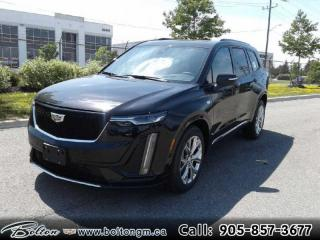 New 2020 Cadillac XT6 Sport - Leather Seats - Navigation - $491 B/W for sale in Bolton, ON