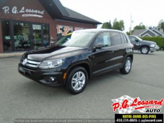 Used 2013 Volkswagen Tiguan COMFORTLINE for sale in St-Prosper, QC