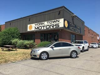 Used 2013 Chevrolet Cruze LT Turbo/OneOwner/NoAcc/2 sets of tires for sale in North York, ON
