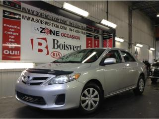 Used 2011 Toyota Corolla COROLLA AUTOMATIQUE AVEC CLIMATISEUR ! for sale in Blainville, QC