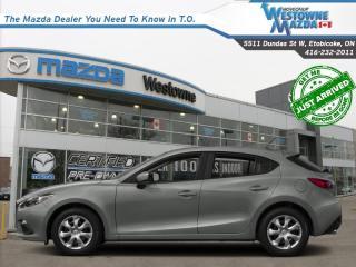 Used 2016 Mazda MAZDA3 GX for sale in Toronto, ON