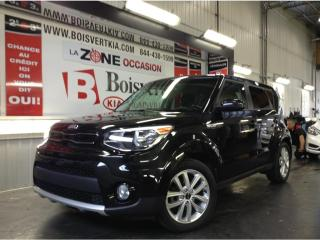Used 2018 Kia Soul SOUL EX+ CAMÉRA ET ANTIROUILLE PERMANANT for sale in Blainville, QC