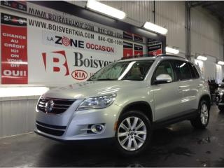 Used 2009 Volkswagen Tiguan TIGUAN 4MOTION TOIT PANO GPS CAMÉRA for sale in Blainville, QC