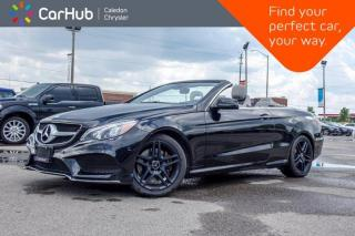 Used 2016 Mercedes-Benz E-Class E 400 Cabriolet Power Roof Navigation Bluetooth Heated Front Seats 18