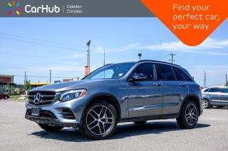 Used 2017 Mercedes-Benz GL-Class GLC 300 4Matic.Navigation Sunroof Blind Spot Heated Front Seats 19