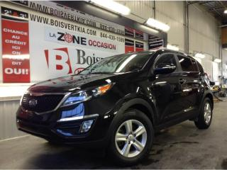 Used 2015 Kia Sportage SPORTAGE LX DÉMARREUR A DISTANCE A/C BLUETOOTH for sale in Blainville, QC