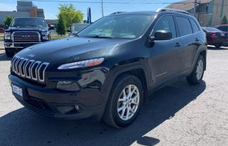 Used 2014 Jeep Cherokee North Accident Free for sale in North York, ON