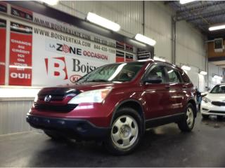 Used 2007 Honda CR-V CRV LX DÉMARREUR A DISTANCE VENTE RAPIDE !! for sale in Blainville, QC