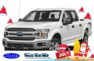 New 2020 Ford F-150 XLT for sale in Tilbury, ON