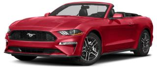 New 2020 Ford Mustang EcoBoost for sale in Tilbury, ON