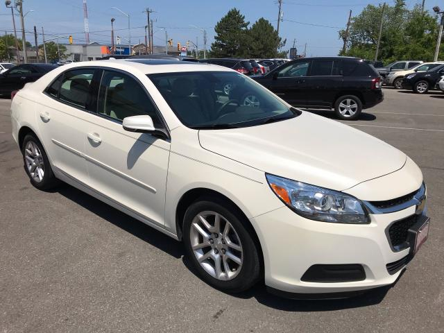 2014 Chevrolet Malibu LT ** HTD SEATS, BLUETOOTH , ROOF, CRUISE **