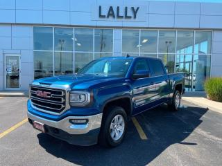 Used 2018 GMC Sierra 1500 Back-up Camera, Bench Seat, BT, Tailer package for sale in Tilbury, ON