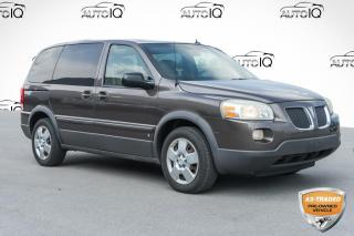 Used 2008 Pontiac Montana Sv6 FWD AS TRADED SPECIAL for sale in Innisfil, ON