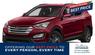 Used 2014 Hyundai Santa Fe Sport 2.4 Ultra Low Kms! Heated seats! for sale in Sudbury, ON