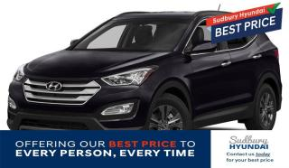 Used 2014 Hyundai Santa Fe Sport 2.4 Premium All-Wheel Drive! Accident Free! Heated Seats! for sale in Sudbury, ON