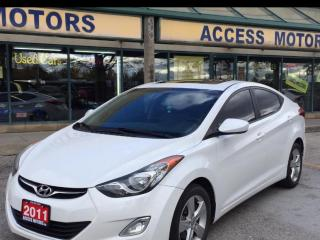 Used 2011 Hyundai Elantra 4dr Sdn Auto Limited w/Nav for sale in North York, ON