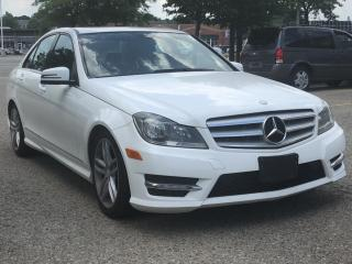 Used 2013 Mercedes-Benz C-Class 4dr Sdn C 300 4MATIC for sale in Waterloo, ON