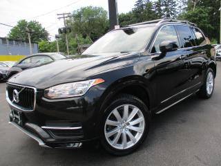 Used 2016 Volvo XC90 T6 MOMENTUM|NAVIGATION|PANORAMA|7 PASSENGER for sale in Burlington, ON