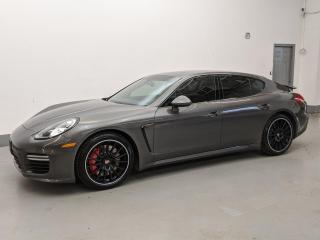Used 2014 Porsche Panamera TURBO/BURMESTER/SOFT CLOSING DOORS/PREMIUM PLUS! for sale in Toronto, ON