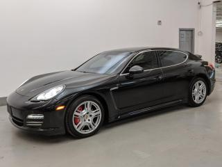 Used 2010 Porsche Panamera 4S/ADAPTIVE AIR SUSPENSION/BOSE/PARK ASSIST/BACK-UPCAM! for sale in Toronto, ON
