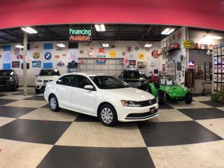 Used 2016 Volkswagen Jetta Sedan 1.4TSI TRENDLINE  AUT0 A/C BLUETOOTH CAMERA 76K for sale in North York, ON