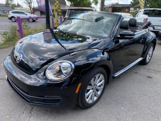 Used 2014 Volkswagen Beetle Convertible 2dr Conv 1.8L TSI Auto Comfortline for sale in Ottawa, ON