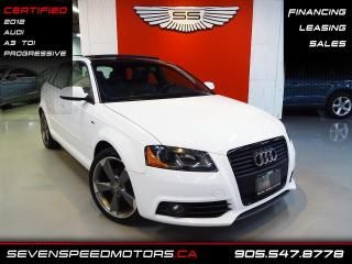Used 2012 Audi A3 A3 PROGRESSIVE | DIESEL | CERTIFIED | FINANCE @4.65% for sale in Oakville, ON