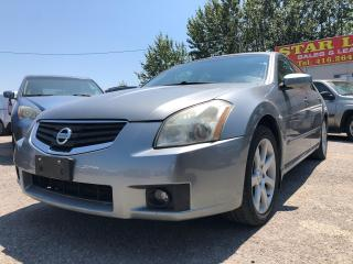Used 2008 Nissan Maxima 3.5 SE for sale in Pickering, ON