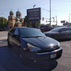 Used 2010 Ford Focus SES for sale in Windsor, ON
