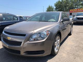 Used 2011 Chevrolet Malibu LS for sale in Pickering, ON