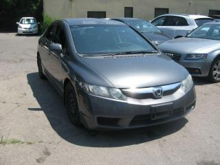 Used 2010 Honda Civic EX for sale in Scarborough, ON