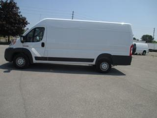 Used 2018 RAM ProMaster 3500.159 inch w/base.high roof.extended for sale in London, ON