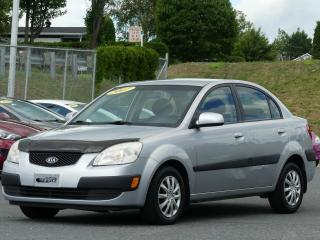 Used 2007 Kia Rio Berline 4 portes, boîte automatique, EX for sale in St-Georges, QC