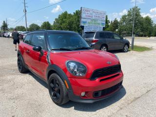 Used 2013 MINI Cooper Paceman S ALL4 for sale in Komoka, ON