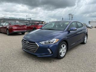 Used 2018 Hyundai Elantra Limited Auto *Back Up Cam* *Heated Seats* for sale in Brandon, MB