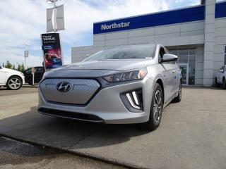 New 2020 Hyundai IONIQ Electric Ultimate: 8 TOUCH SCREEN NAV SYSTEM,BLUELINK,INFINITY PREMIUM AUDIO,LEATHER SEATING SURFACE for sale in Edmonton, AB