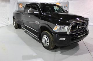 Used 2016 RAM 3500 Longhorn Limited for sale in Peace River, AB