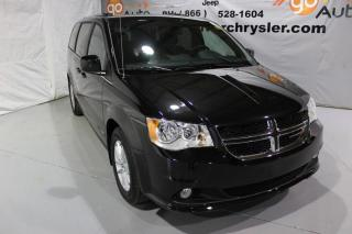 New 2020 Dodge Grand Caravan Premium Plus 4dr FWD Passenger Van for sale in Peace River, AB
