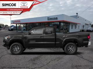 New 2020 Toyota Tacoma SR  - $237 B/W for sale in Simcoe, ON