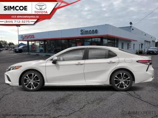 New 2020 Toyota Camry SE Nightshade  -  Navigation - $221 B/W for sale in Simcoe, ON