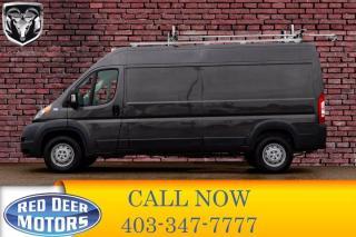 Used 2017 RAM ProMaster 2500 High Roof Cargo Van Nav BCam for sale in Red Deer, AB